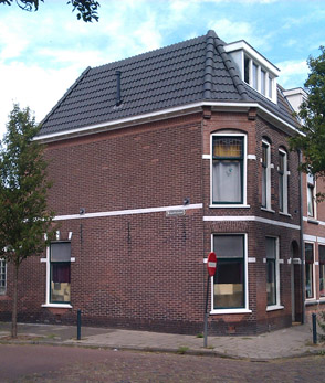 Alexander Technique Haarlem house